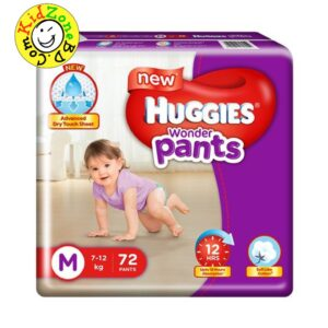 Huggies Wonder Pants Medium (7-12 kg) – 72pcs