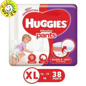 Huggies Wonder Pants XL (12-17 kg) – 38pcs