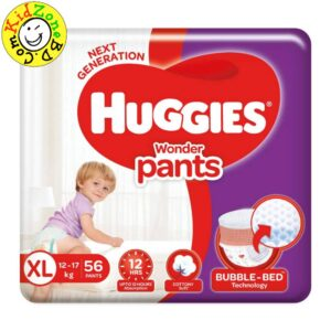 Huggies Wonder Pants XL (12-17 kg) – 56pcs