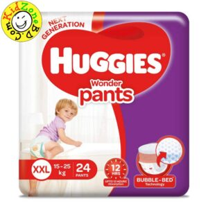 Huggies Wonder Pants XXL (15-25 kg) – 24pcs